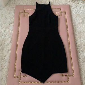 Black Handkerchief Dress 🌶